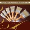wood handle paint brush no.0884-1