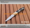 wooden handle pocket folding coating knife