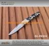 wooden handle pocket folding coating knife