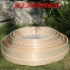 wooden potting sieve