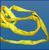 yellow lifting belt for 3t