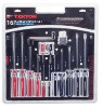 16PC SCREWDRIVER SET